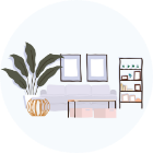 online salon dekorasyonu sitesi